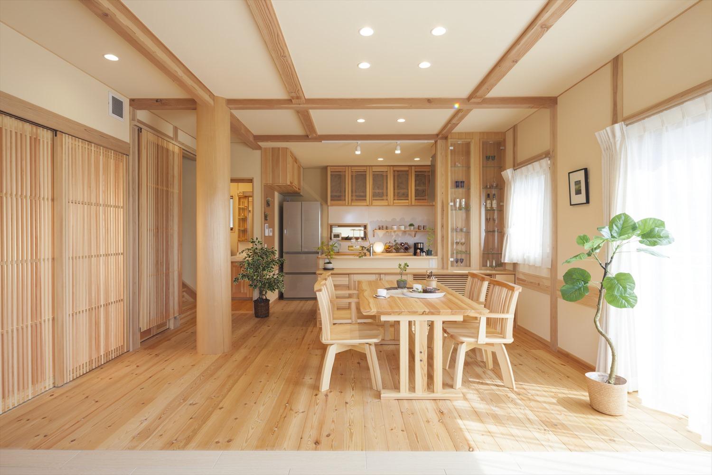 富塚モデルハウス